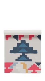 Коврик для йоги Leah Duncan x Yeti с геометрическим принтом