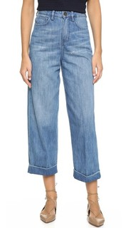 Джинсы в стиле юбки-брюк Etienne Marcel