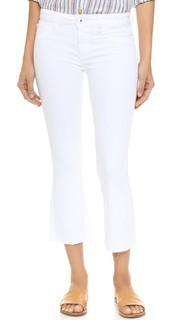 Укороченные расклешенные джинсы Lara Dl1961