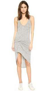 Мини-платье Bianca с защипом спереди Riller & Fount