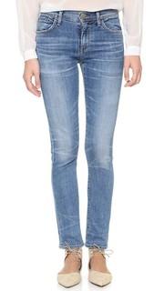 Узкие джинсы Jenny с высокой посадкой Goldsign