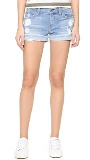 Мешковатые короткие шорты в мужском стиле James Jeans