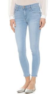 Джинсы-леггинсы Twiggy до щиколотки с пятью карманами James Jeans