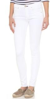 Укороченные джинсы-скинни Newton Mc Guire Denim