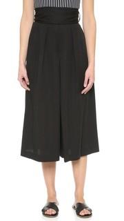 Юбка-брюки Baja с завязками на талии Apiece Apart