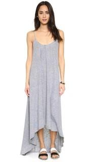 Асимметричное макси-платье Lanston