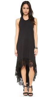 Платье Seashell Hanalei Nightcap x Carisa Rene