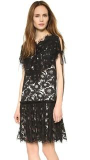 Платье Beatrix Wes Gordon
