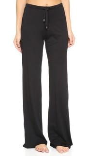 Широкие брюки с завязками Yummie by Heather Thomson