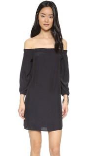 Платье с открытыми плечами Ella Moss