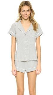 Короткая пижама Gisele Eberjey