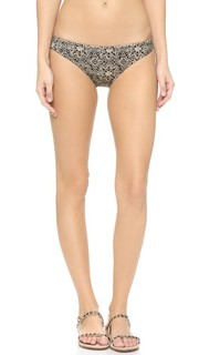Плавки бикини в бразильском стиле Nightcap x Carisa Rene