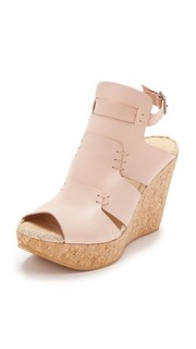 Туфли на танкетке Vachetta Rose Free People