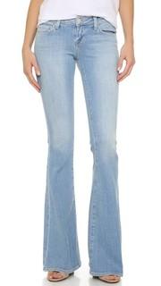 Расклешенные джинсы Elysee с низкой посадкой Lagence