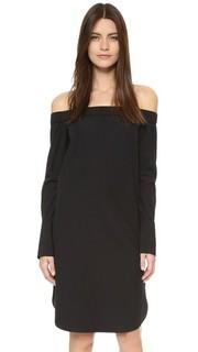 Платье Kacy с открытыми плечами Rag & Bone