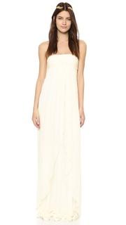 Вечернее платье с завышенной талией Elle без бретелек Rachel Zoe