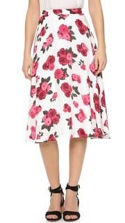 Летняя юбка Ashley с принтом в виде роз BB Dakota