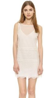 Платье с вышивкой Michah BB Dakota