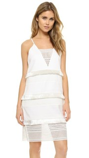 Платье White Desert Three Floor
