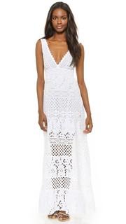 Длинное платье без рукавов Temptation Positano
