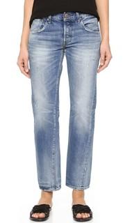 Винтажные прямые джинсы RED Card