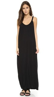 Обтягивающее макси-платье Velvet