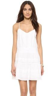 Кружевное платье без рукавов Frame