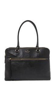 Объемная сумка с короткими ручками Kiernan Kate Spade New York