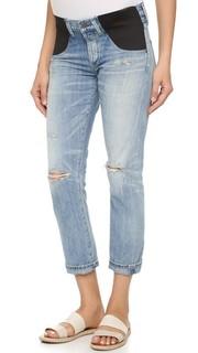 Узкие джинсы-бойфренды Emerson для беременных Citizens of Humanity