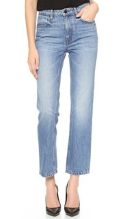 Укороченные прямые джинсы Cult Denim x Alexander Wang