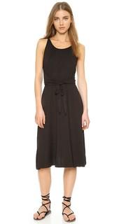 Платье Bella с завязками спереди