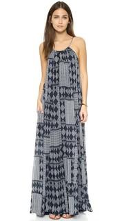 Платье Paige с американской проймой Velvet