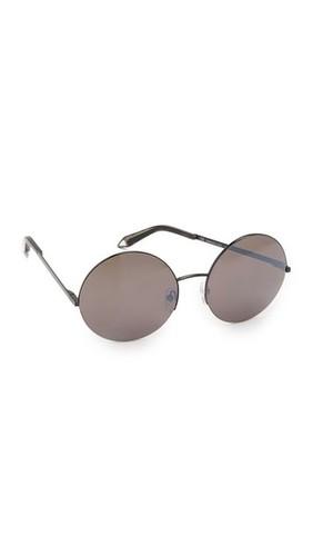 Солнцезащитные очки Supra в круглой оправе