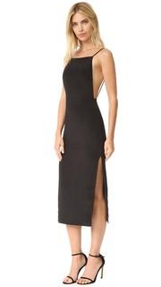 Шелковое платье Alessandra Misha Collection