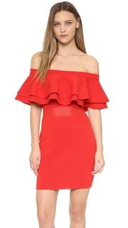 Трикотажное платье Endless Rose