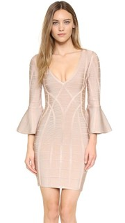 Платье Yasmine Herve Leger