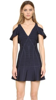 Платье Estelle Herve Leger