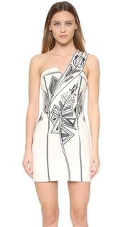 Платье Blackest Lava Sass & Bide