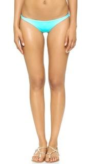 Плавки бикини Samba со сборками сзади