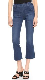 Укороченные джинсы Le Flare de Francoise Frame