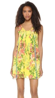 Мини-платье со сборками Plenty by Tracy Reese