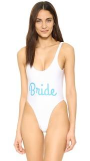 Сплошной купальник Bride Private Party