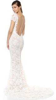Вечернее платье Brigitte Reem Acra
