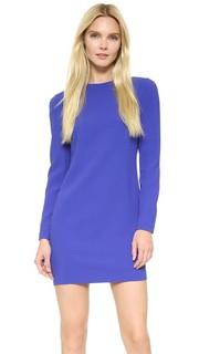 Платье с длинными рукавами Dsquared2