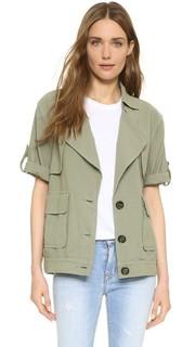 Объемная куртка Le Frame