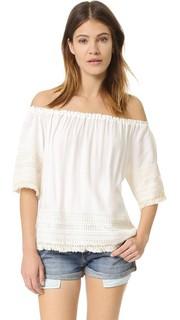 Блуза с открытыми плечами Lilita Ella Moss