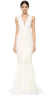 Вечернее платье Gina J. Mendel