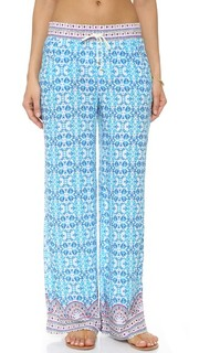 Пляжные брюки Seaside Tile Nanette Lepore
