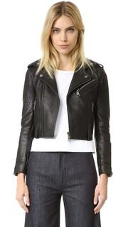 Байкерская куртка Victoria Victoria Beckham