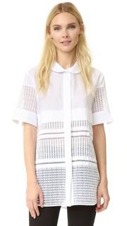 Рубашка Eliado с короткими рукавами By Malene Birger